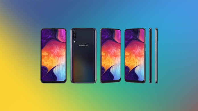 Samsung A Series Phones 2019