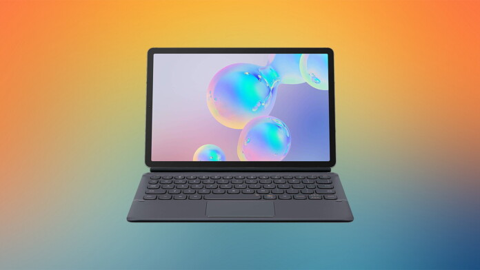 Samsung Galaxy Tab S6 Promo Image
