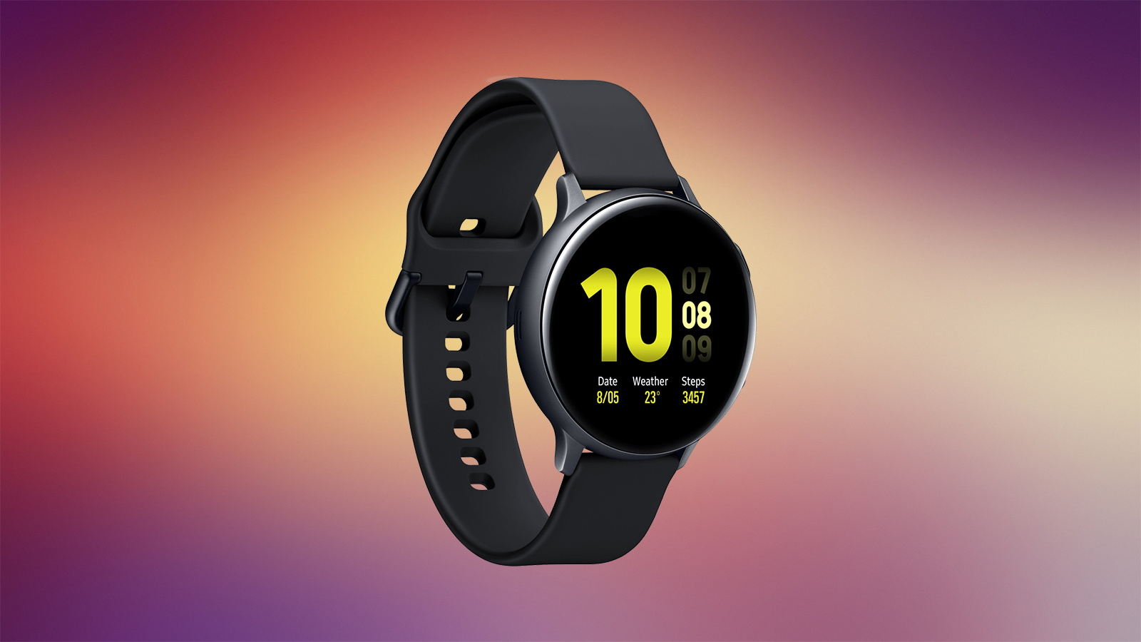 Get Samsung's Galaxy Watch Active 2 for $249.00 | Black Friday 2019