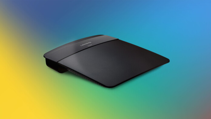 Linksys DD-WRT N300 Router