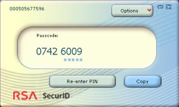 rsa-passcode