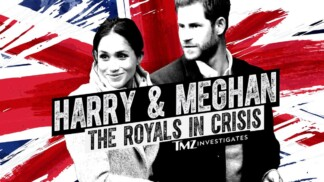 Harry & Meghan The Royals in Crisis