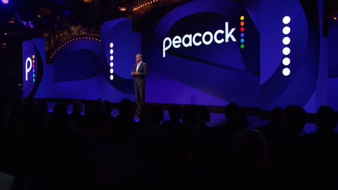 Peacock Investor Meeting