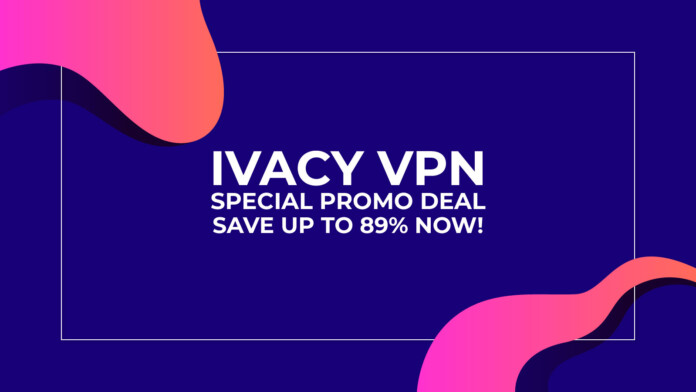 Ivacy VPN Five Year Deal Promo Image