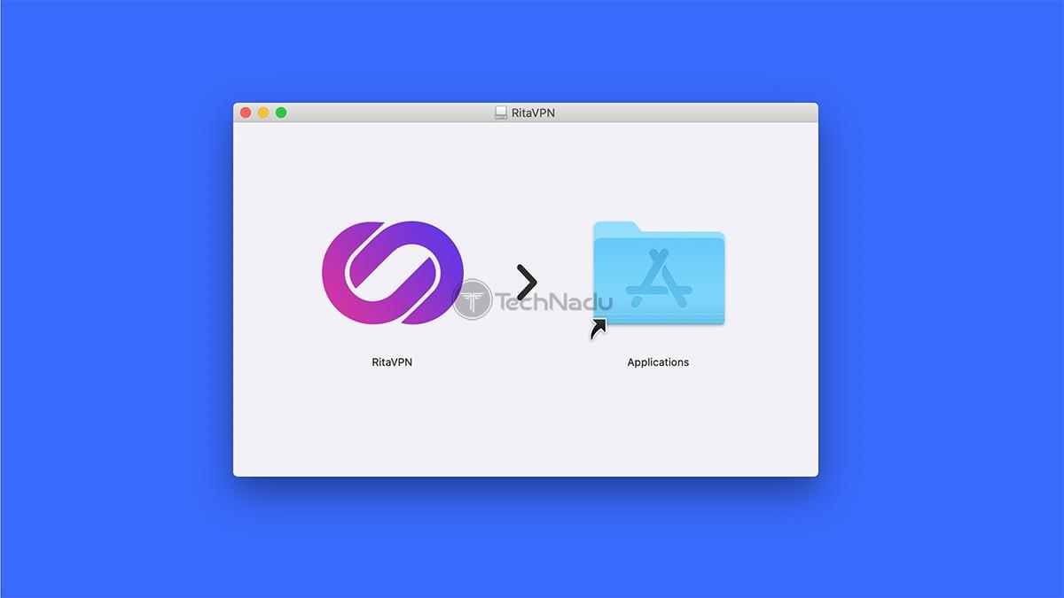 RitaVPN MacOS Installation
