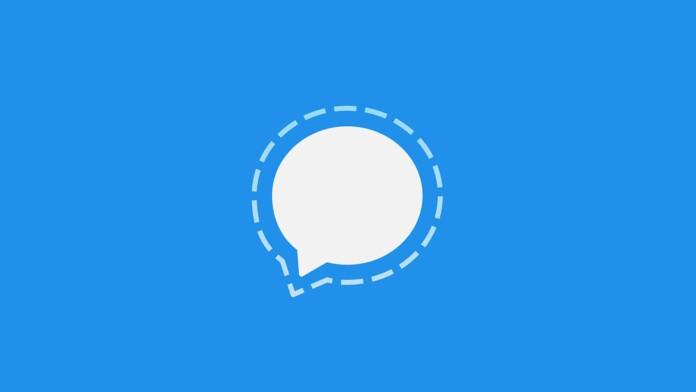 Signal Messenger Logo