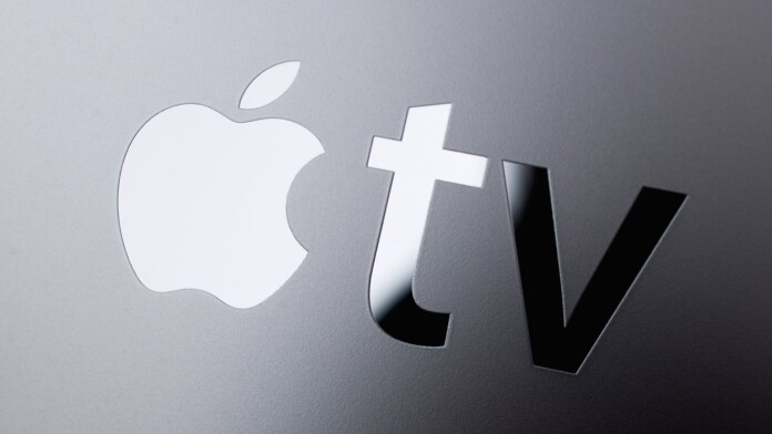 Apple TV Device Logo
