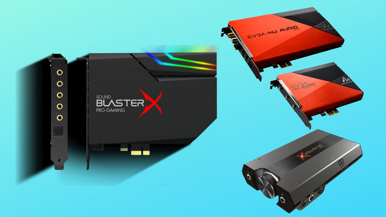8 Best Soundcards To Buy In 2020 For Pristine Pc Audio