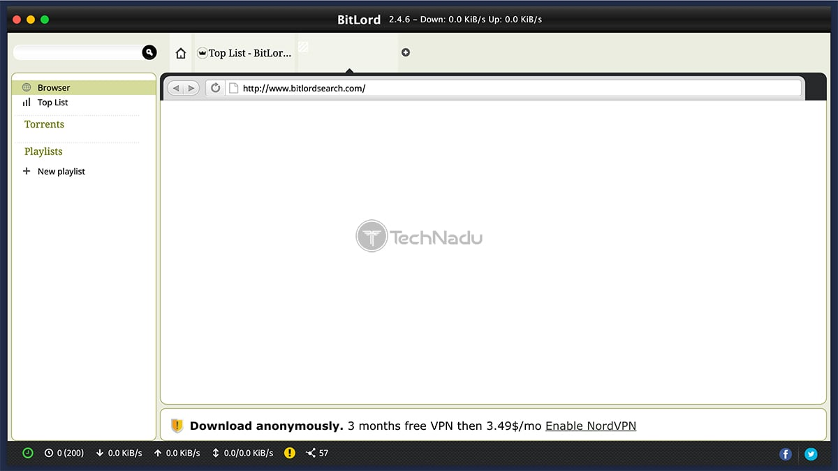 BitLord Client MacOS