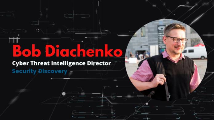 Bob Diachenko - Security Discovery