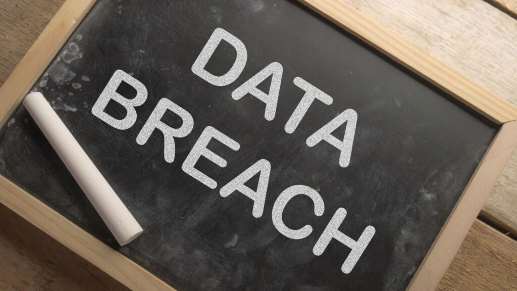 Data Breach Blackboard
