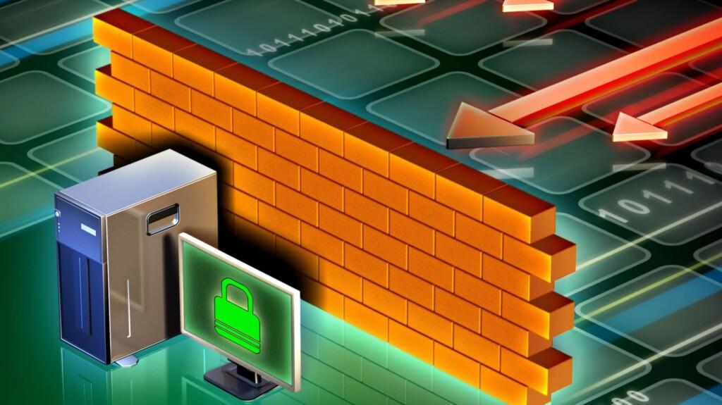 Internet Firewall Blocking