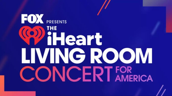 Living Room Concert for America