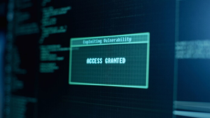 Login Screen Access Granted