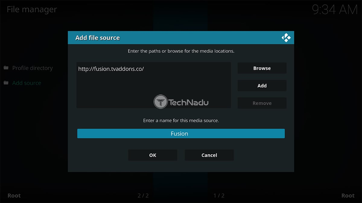 TVAddons Fusion Repository URL