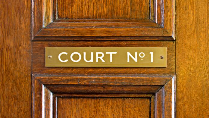 court door