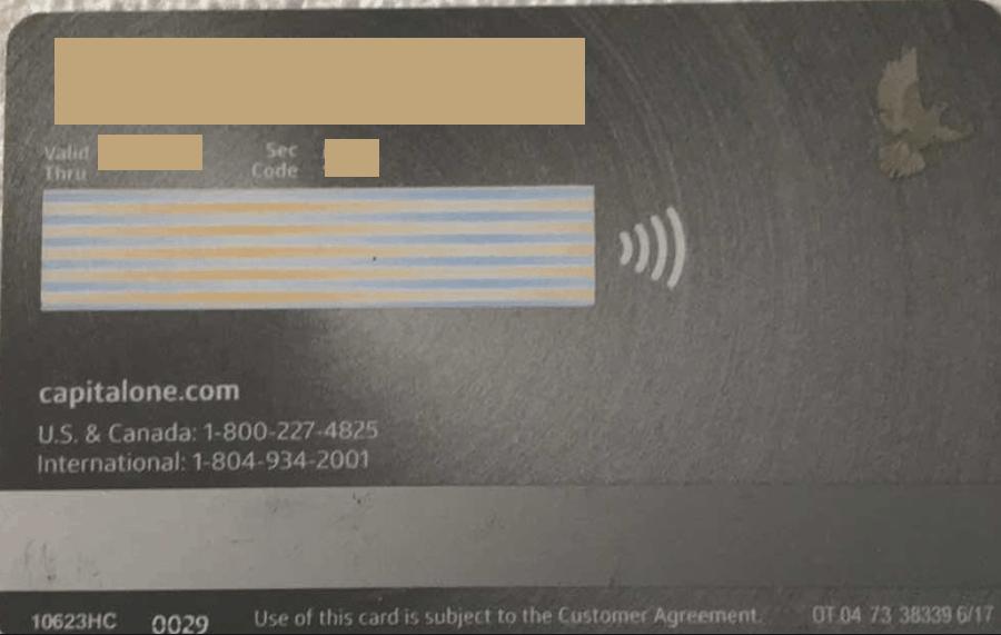 creditcard cvv