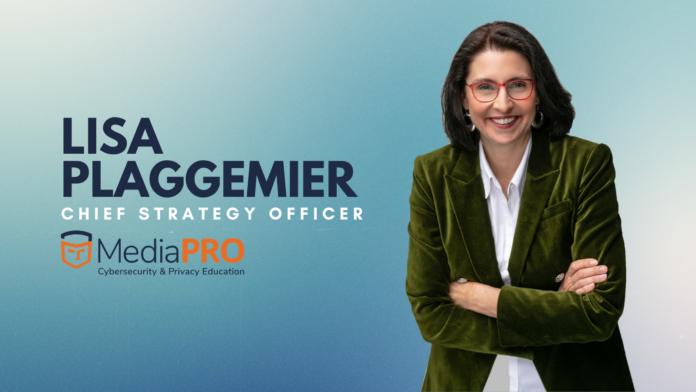 Lisa Plaggemier, MediaPro