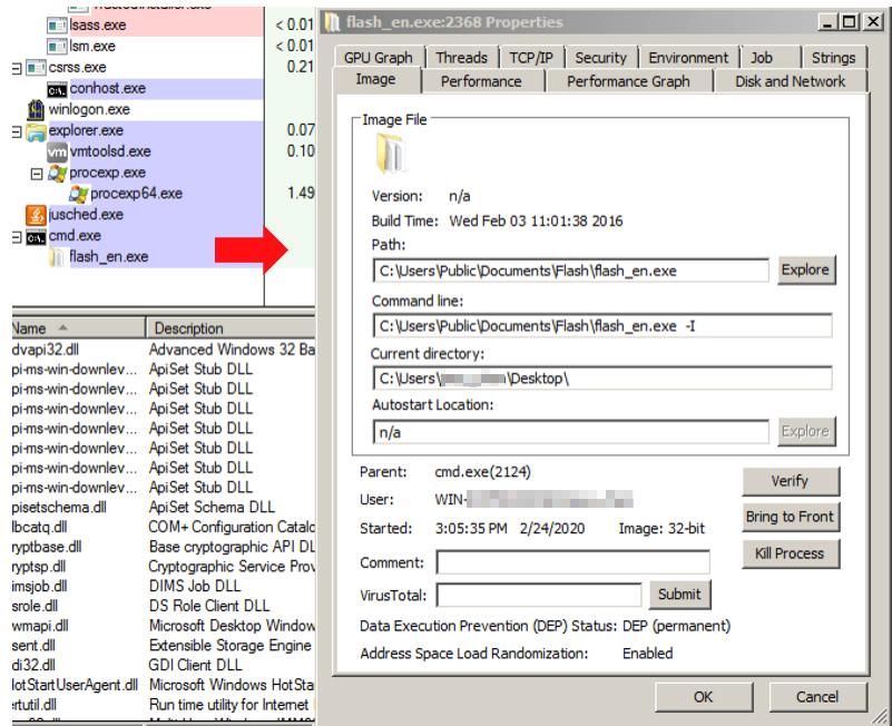 malware sample