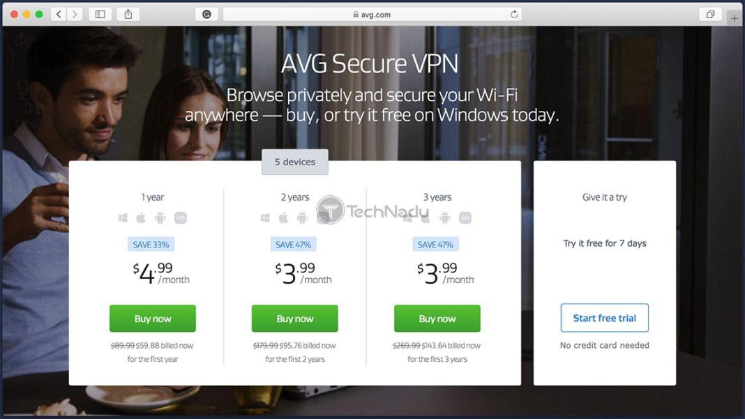11 Best 7-Day Free Trial VPNs in 2020 - TechNadu