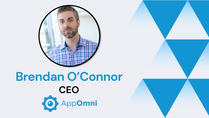 Brendan O'Connor, CEO of AppOmni