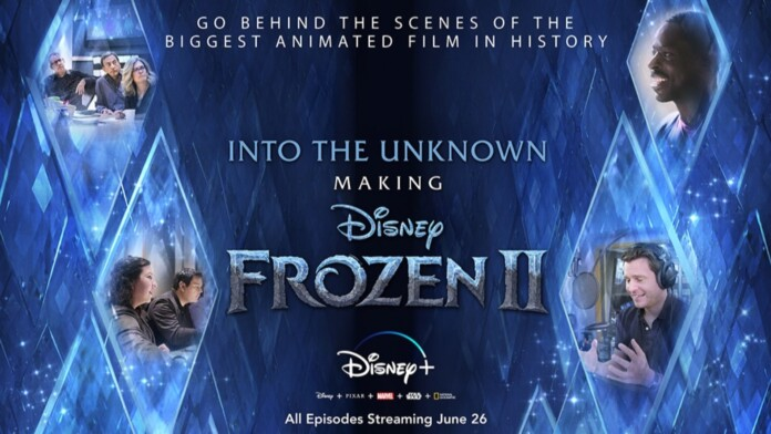 Into the Unknown Making Frozen 2