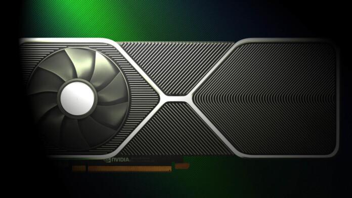 Nvidia RTX 3080 Heat Sink Design