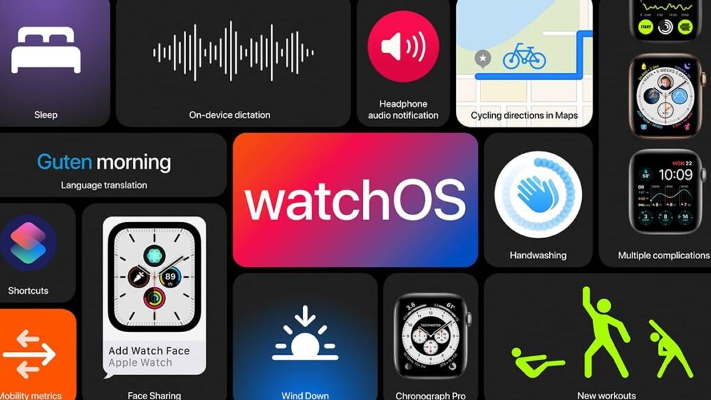 WatchOS Banner