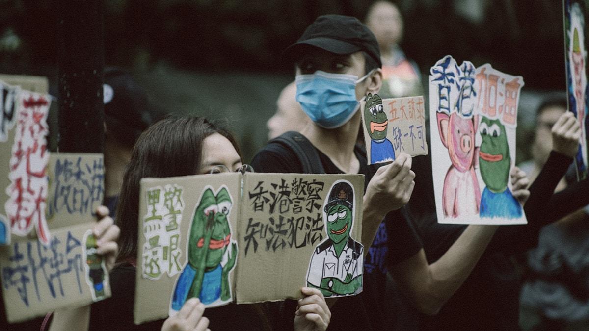 Hong Kong Student Protest