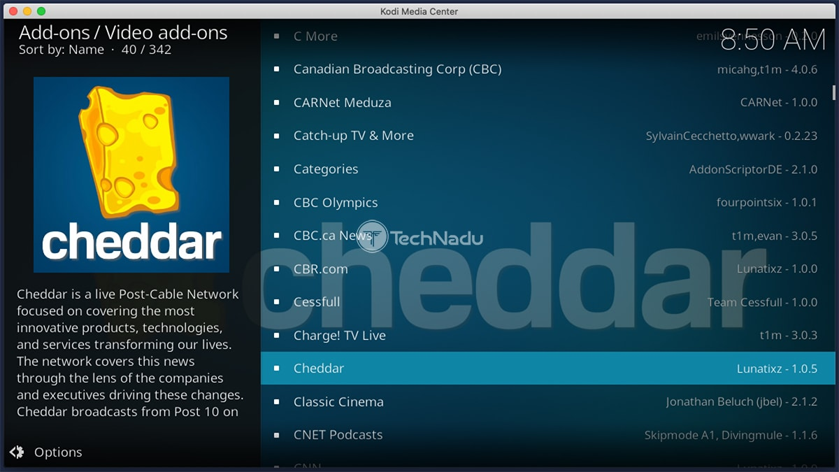 Video Addons Official Kodi Repository