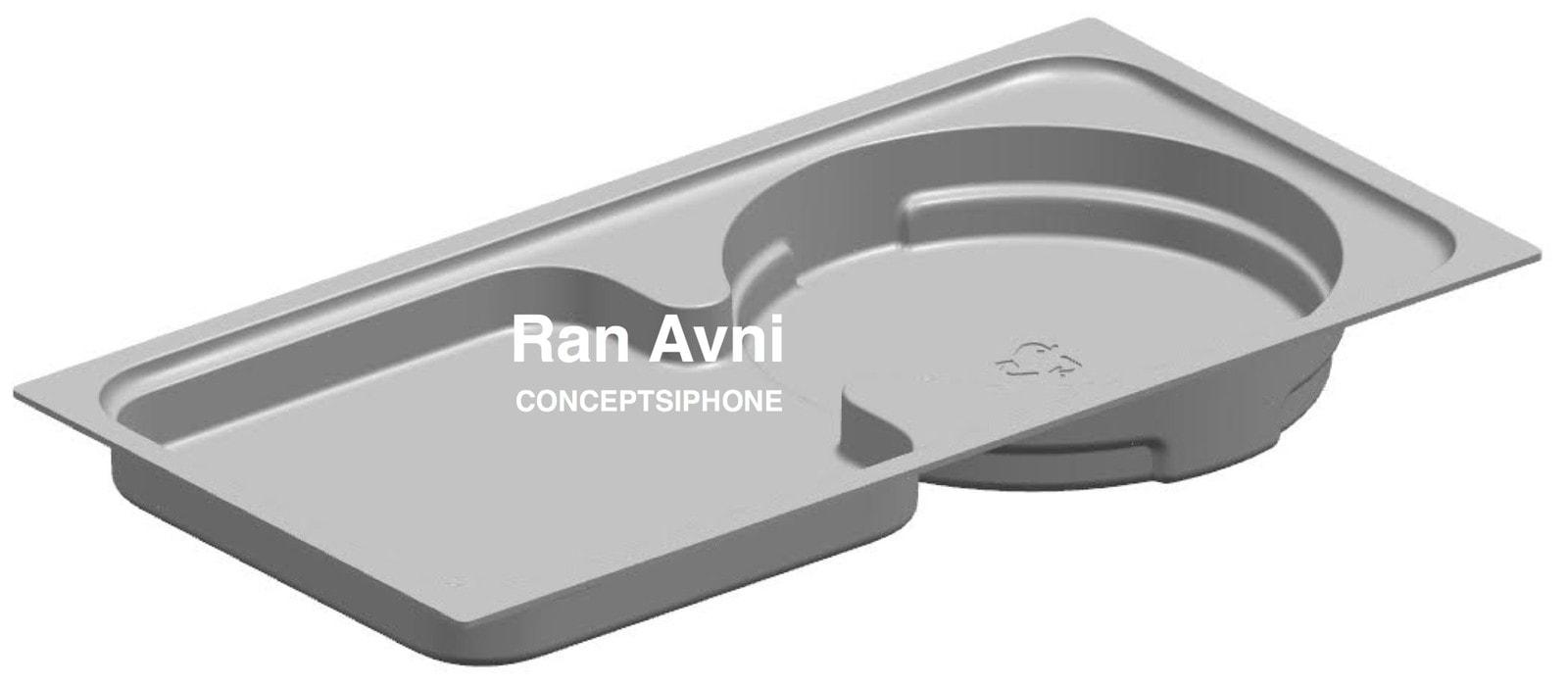 iPhone 12 Box Insert Render Concept