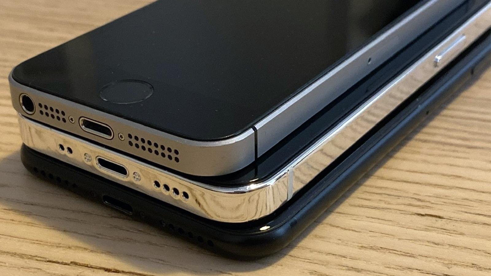 iPhone 12 Dummy Unit Comparison