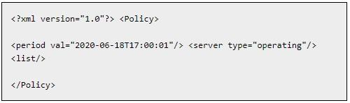 parsing XML element