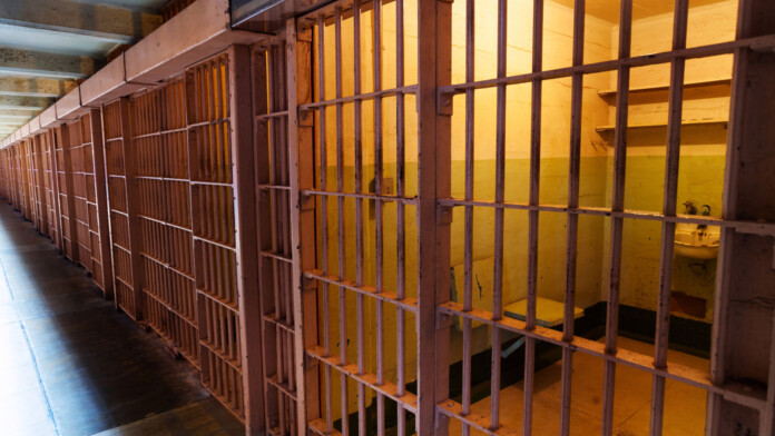 us prison cells