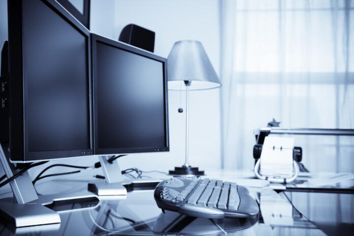 Office Dual Monitors
