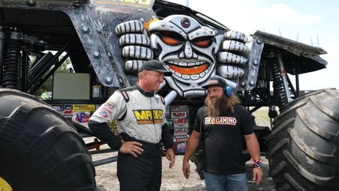 Diesel Brothers Monster Jam Breaking World Records