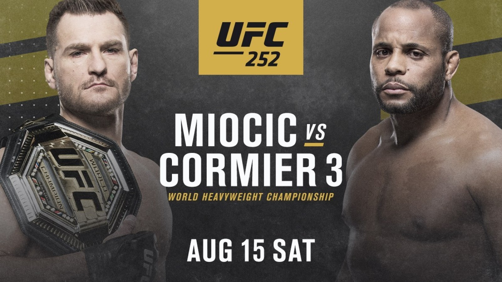 UFC announces events in Scotland, Netherlands and Poland