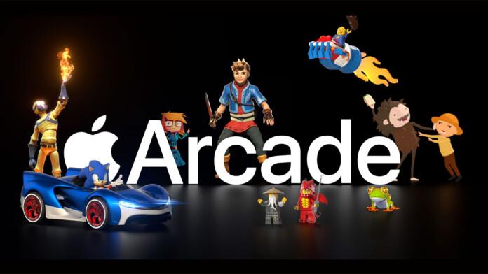 Apple Arcade Press Image