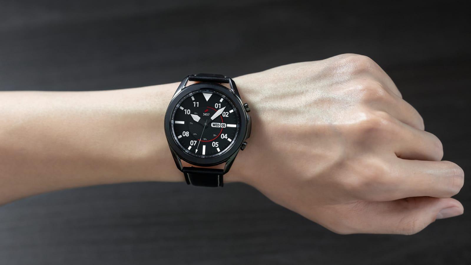 Galaxy Watch 3 Black Version