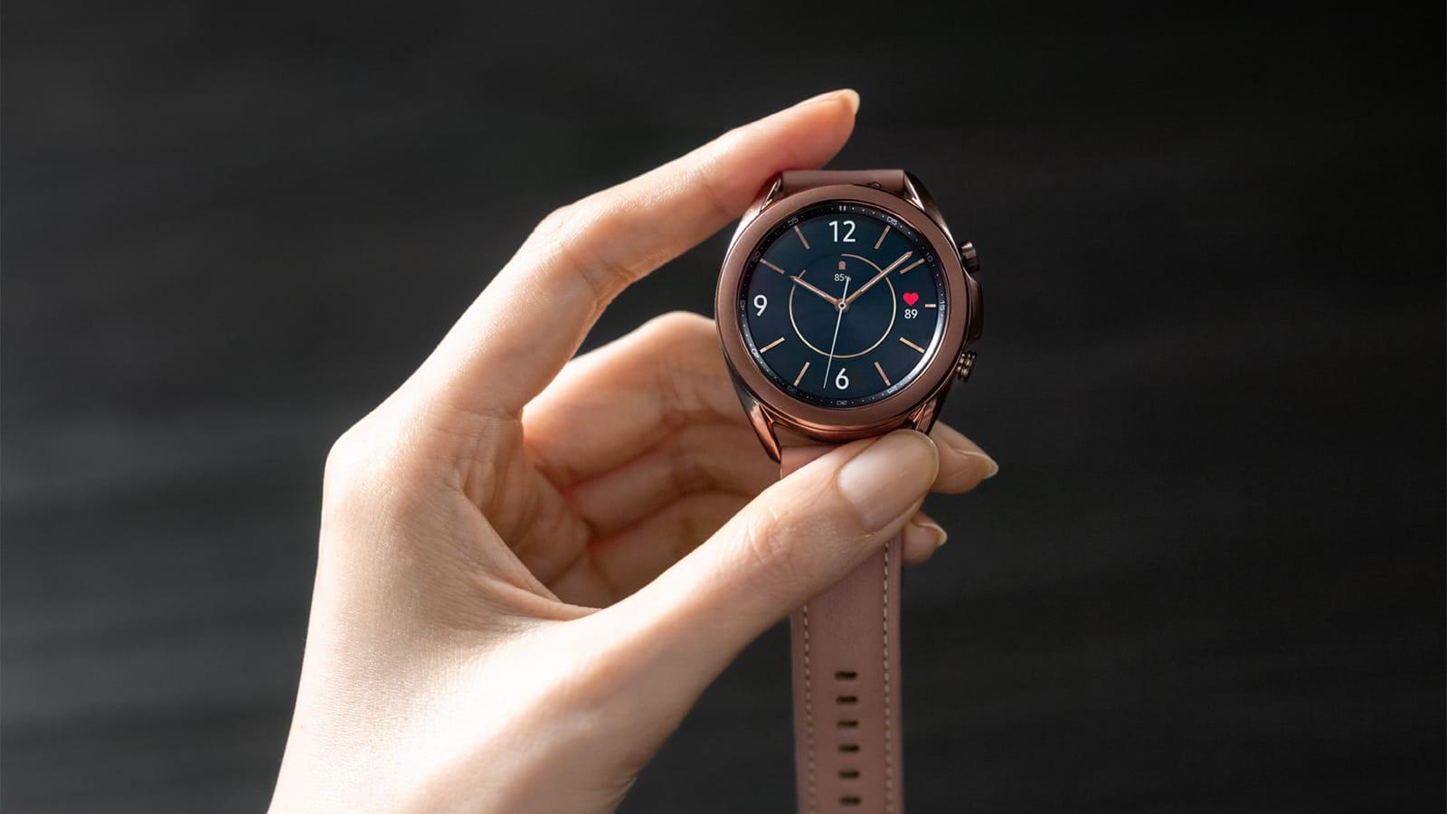Galaxy Watch 3 Gold Version