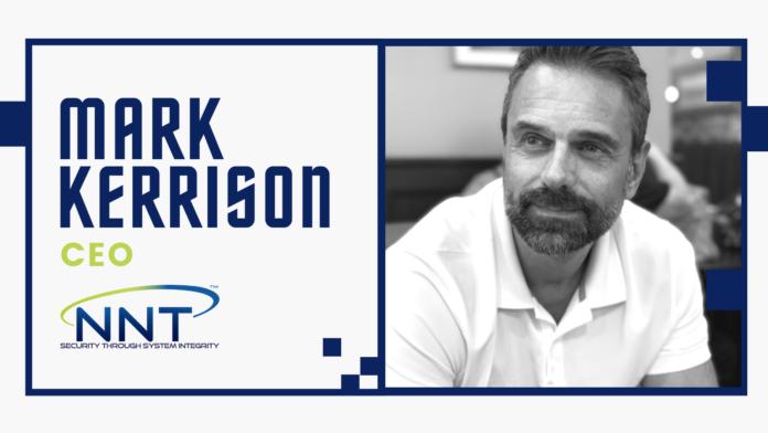 Mark Kerrison of New Net Technologies