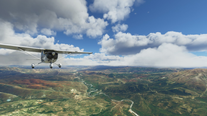Microsoft Flight Simulator Landscape