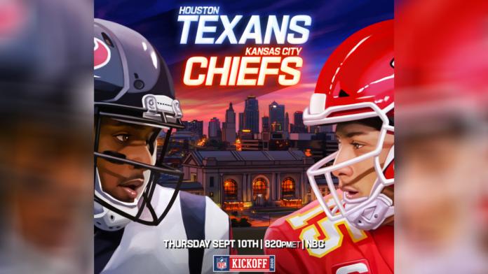 NFL Kickoff 2020 - Texans vs Chiefs