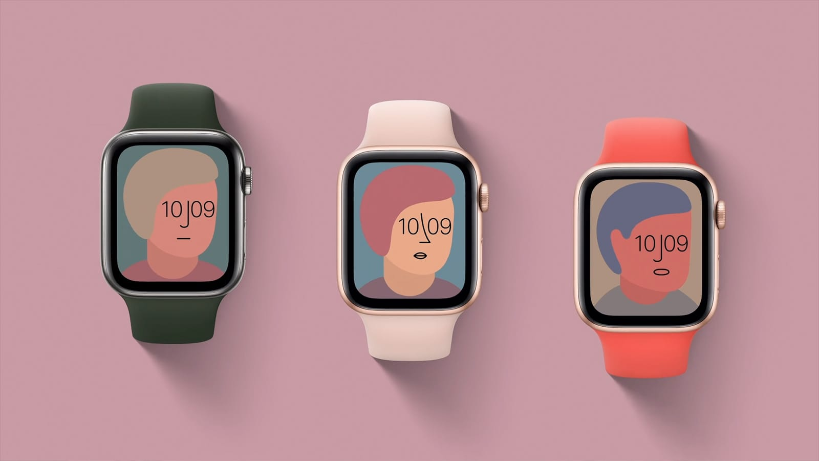 New Apple Watch Series 6 Faces