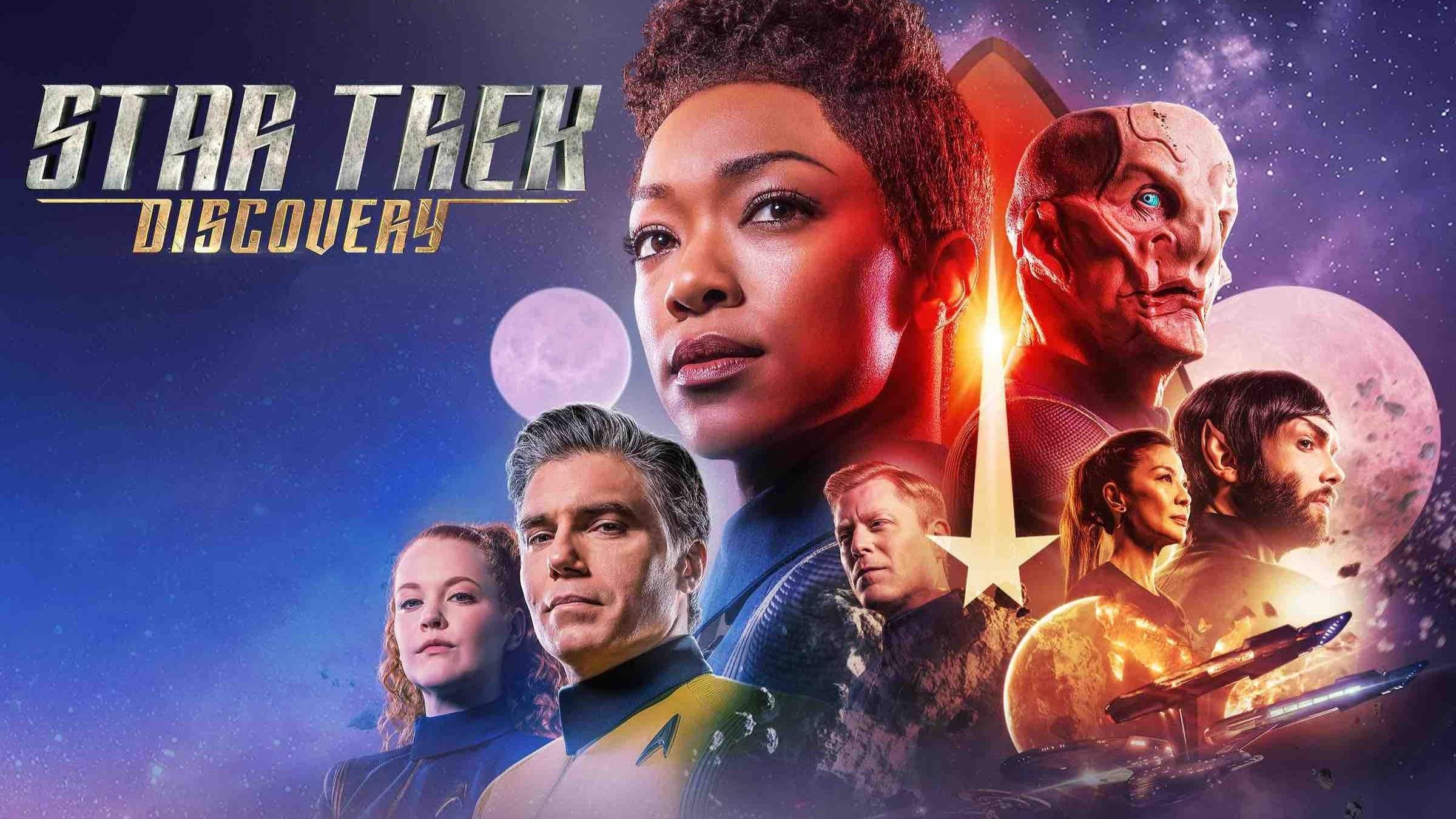 Watch Star Trek Discovery Online