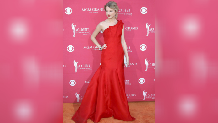 Taylor Swift in ACM Awards