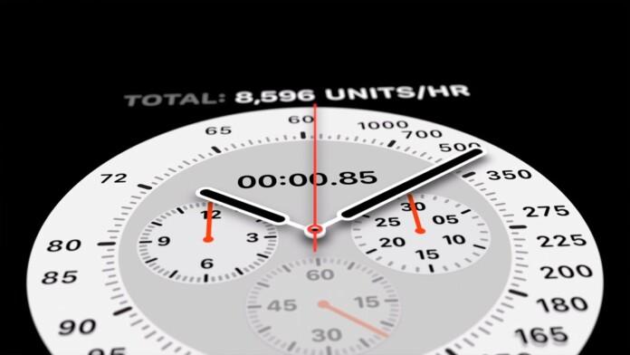Time Piece on a Smartwatch