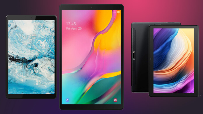 Budget Android Tablets