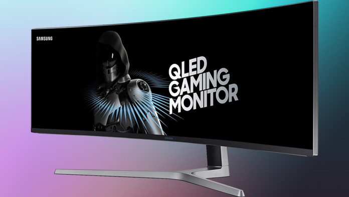 Samsung Ultrawide Gaming Monitor