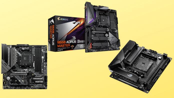 Best AMD B550 Motherboards to Buy in 2020